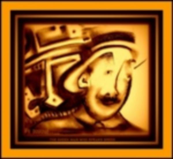 Gold Man Digital Art by J Kamaru