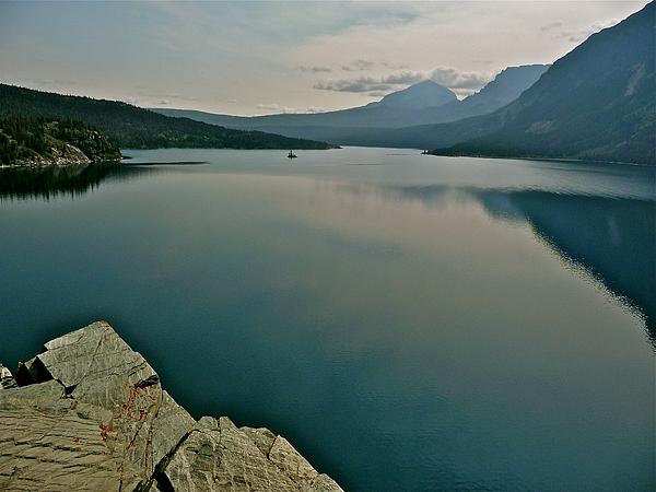 Island Photograph - Goose Island by Ivan Tamas
