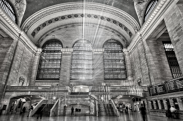 New York City Photograph - Grand Central Terminal Station by Susan Candelario