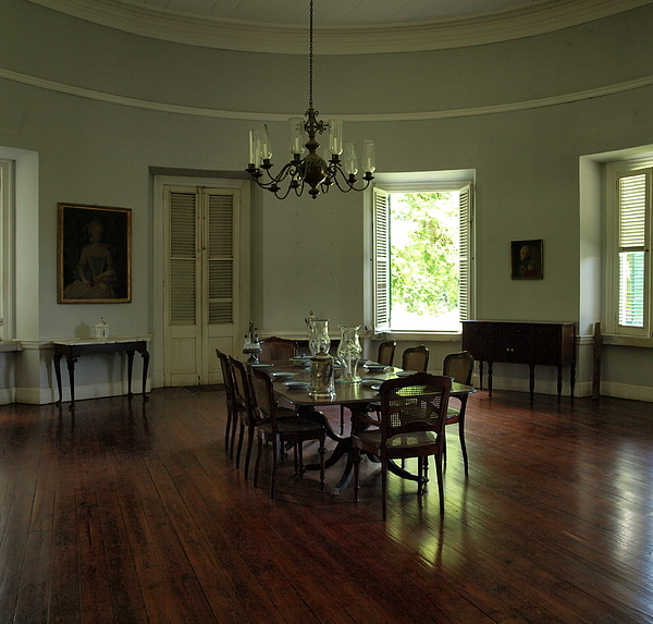dinning Room Greathouse Photograph - Greathouse Dinning by Dennis Stein