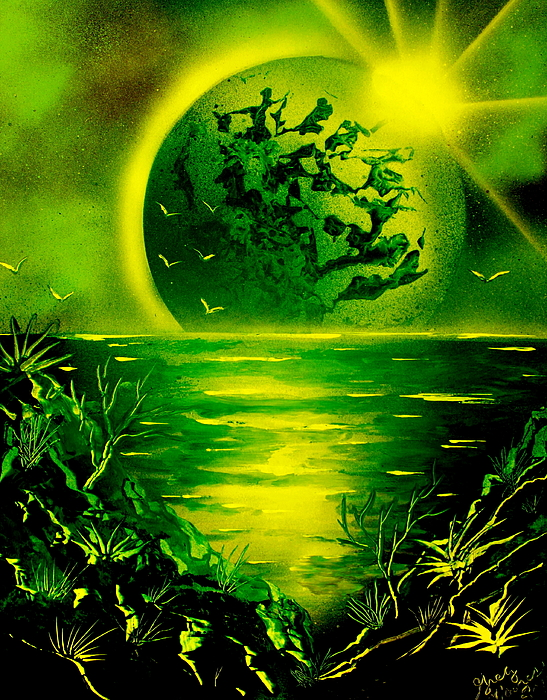 how to add to favorites on iphone green planet 4669 e painting by greg moores 4669