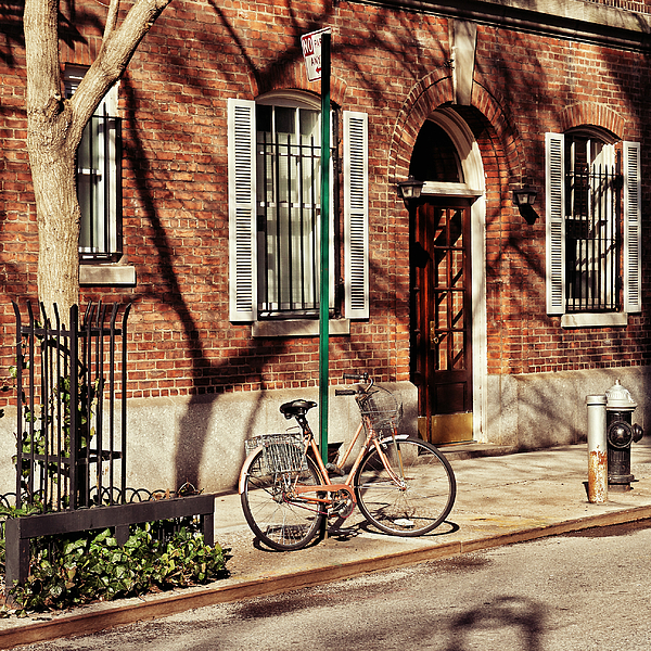 New York City Photograph - Greenwich Village by Benjamin Matthijs