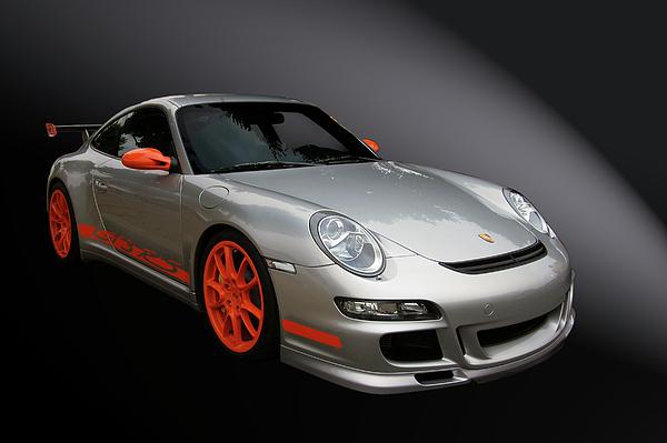 Porsche Photograph - Gt3 Rs by Bill Dutting