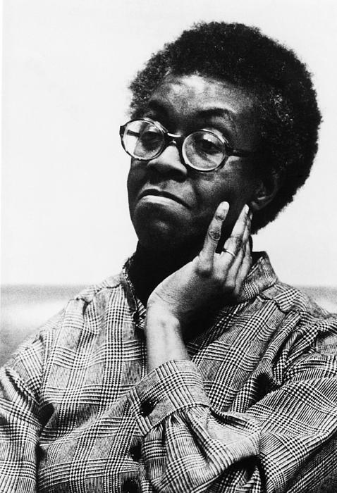 20th Century Photograph - Gwendolyn Brooks 1917-2000, American by Everett