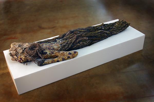 Art Sculpture - Hamadryad A Sculpture By Adam Long by Adam Long