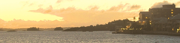 Hamiltion Photograph - Hamilton Harbour Sunset by Ian  MacDonald