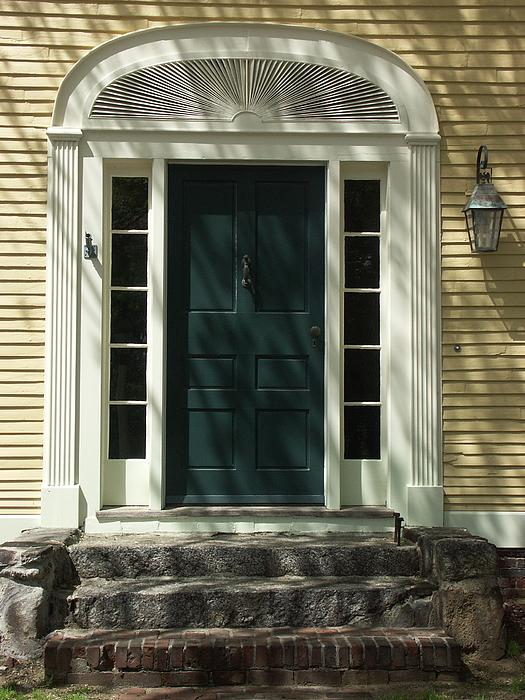 New Hampshire Photograph - Hancock Home by Shel Perkins