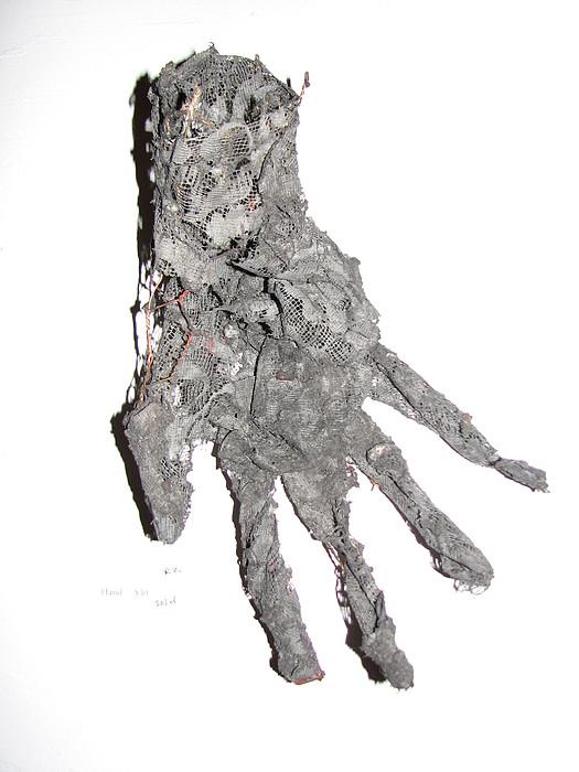 Hand Sculpture - Hand by Kyle Ethan Fischer