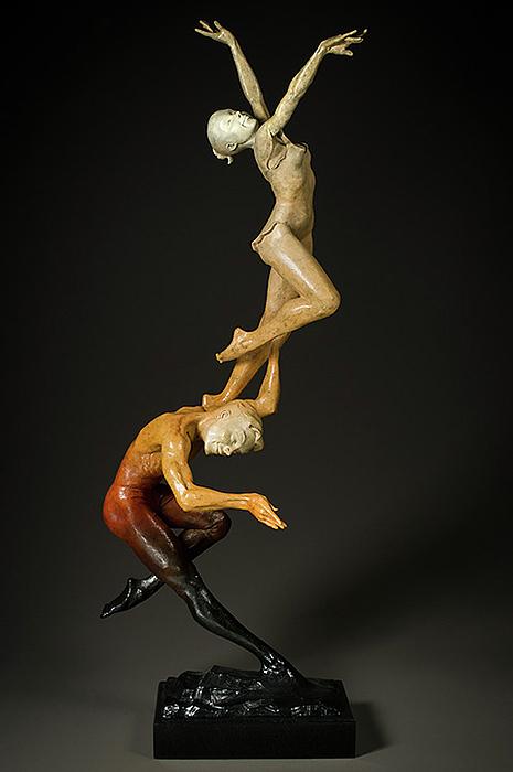 Ballet Sculpture - Harmony by Joshua Spendlove