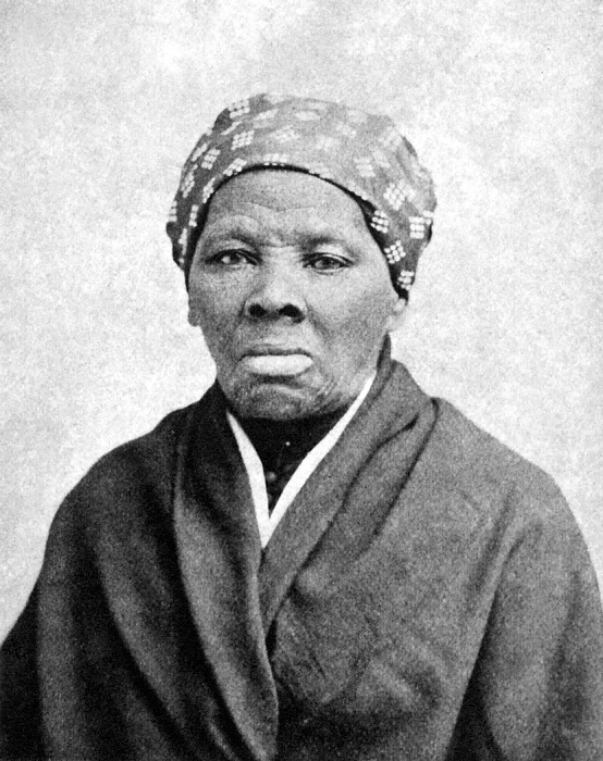 1895 Photograph - Harriet Tubman (1823-1913) by Granger