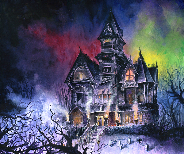 Ken Meyer jr - Haunted House