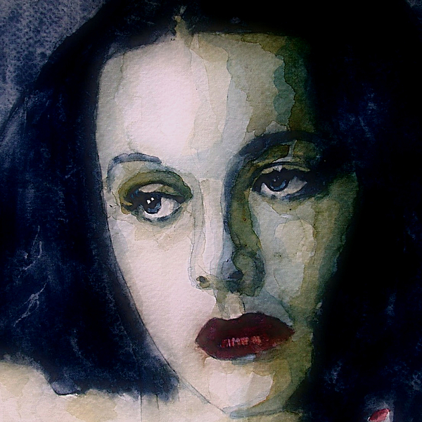 Hedy Lamarr Painting - Hedy Lamarr by Paul Lovering