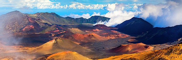 Hawaii Photograph - Heleakala  by Radek Hofman