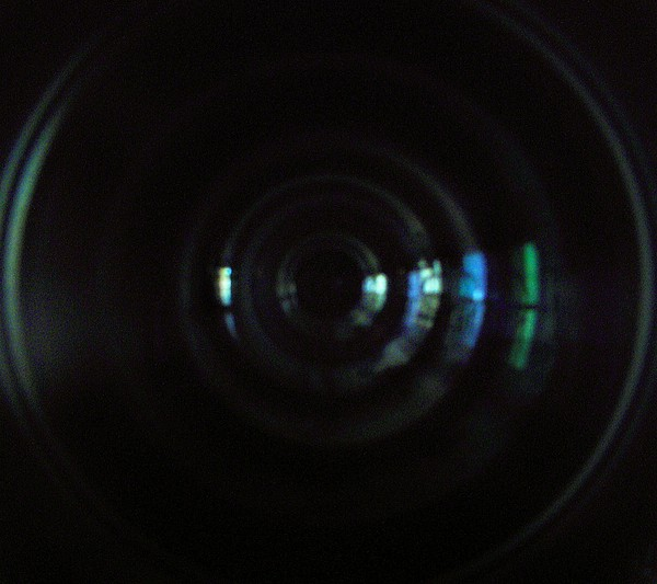 Lens Photograph - Heres Looking At You by Charles Peck