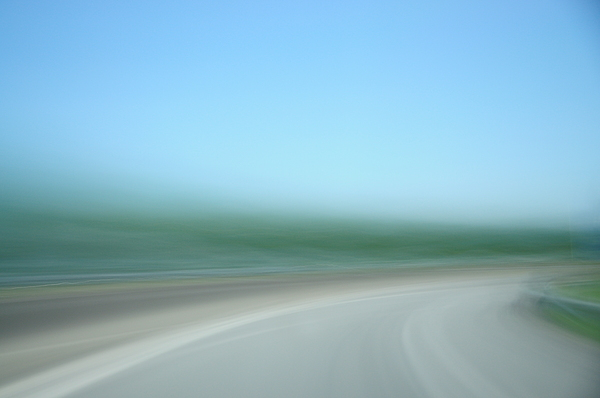 Motion Photograph - Highway To Heaven by Hans Kool