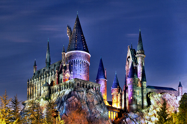 Hogwarts Photograph by Danny Price