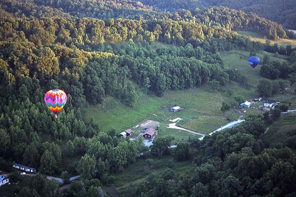 Hot Air Balloon Photograph - Hot Air Balloon - 3 by Randy Muir