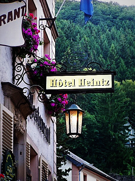Hotel Heintz Photograph by Elena Guilbeau
