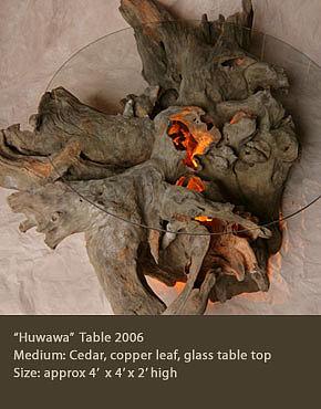 Sculpture Sculpture - Huwawa by David Flood