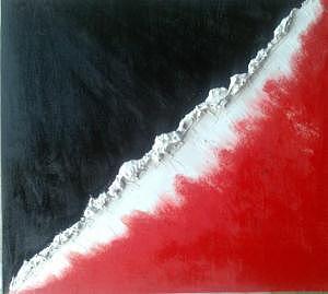 I Confini Del Mondo Painting by Rosa Dascola Aloi