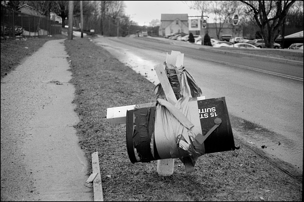 Mailbox Photograph - I Know How You Feel by Peter Lerman