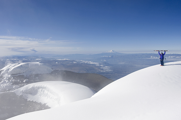 Cotopaxi Photograph - Image Of The Week 1 by Fredrik Schenholm