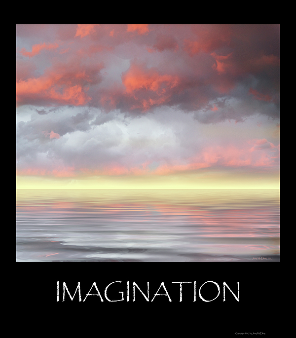Cloud Photograph - Imagination by Jerry McElroy