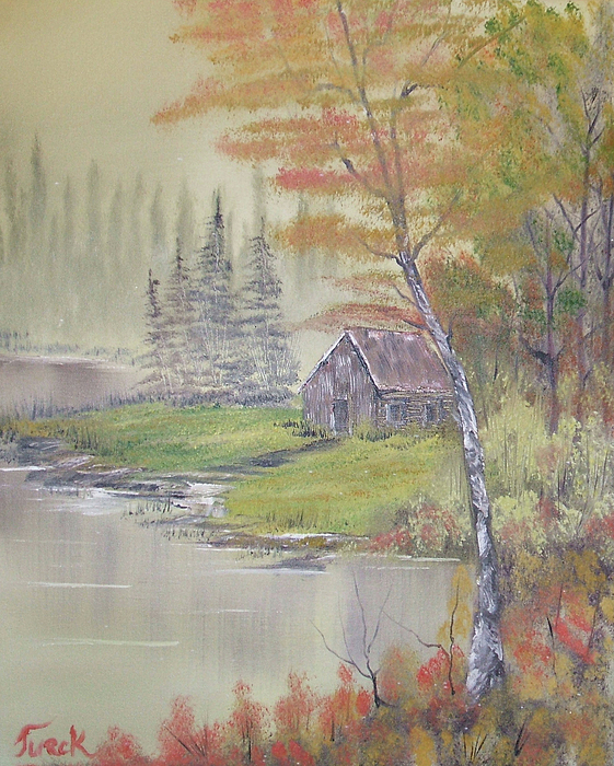 Impressions In Oil Painting - Impressions In Oil - 10 by Bill Turck