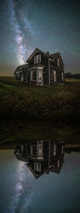 Dark Places Photograph - iN A MiRRoR dARKLY by Aaron J Groen