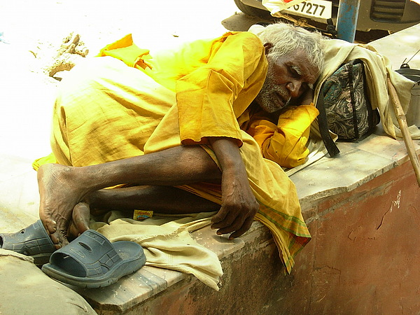 People Photograph - In The Deep Sleep by Karuna Ahluwalia