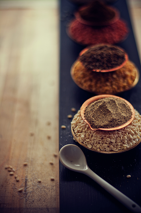 Vertical Photograph - Indian Spice by Shovonakar
