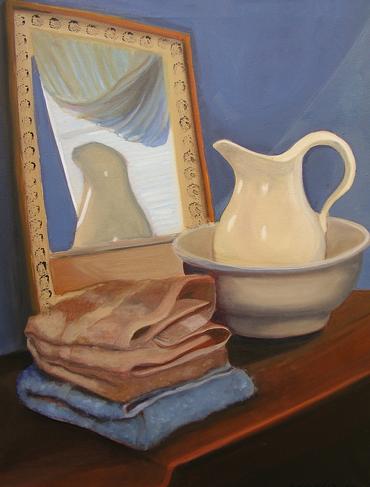 Interior Painting - Ingas House by Gail Eisenfeld