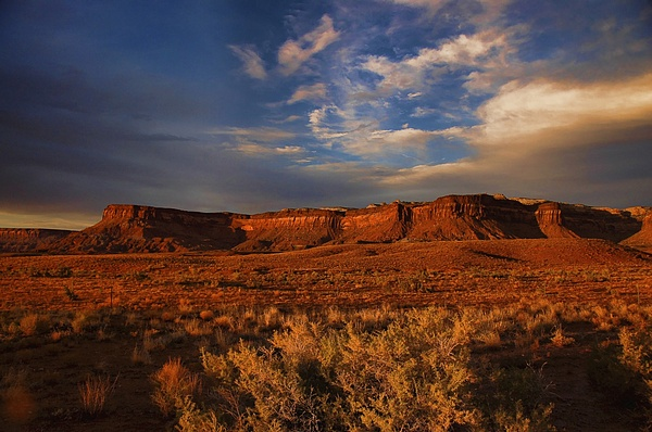 Canyonlands Photograph - Island In The Sky by Nick Roberts