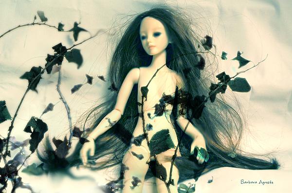 Agreste Painting - Ivy by Barbara Agreste