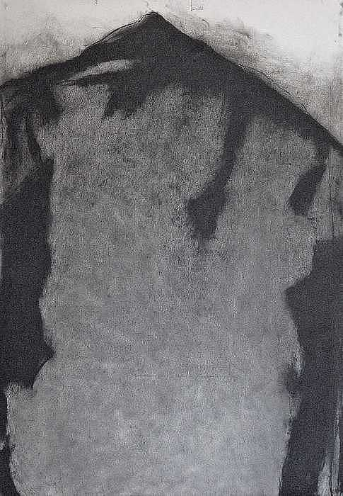 Abstract Expressionism Drawing - Jacobs Ladder 1 by Doug Kinsey