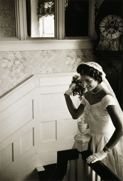 1953 Photograph - Jacqueline Kennedy by Granger