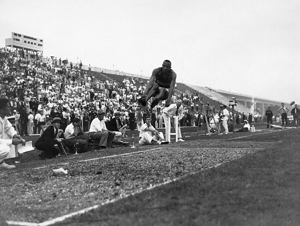 1936 Photograph - James Jesse Owens by Granger
