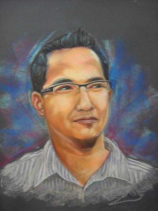 Jd Kuale Drawing by Aizam Solihin