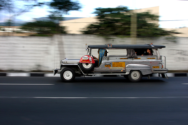 Photographer Photograph - Jeepney 4 by Jez C Self