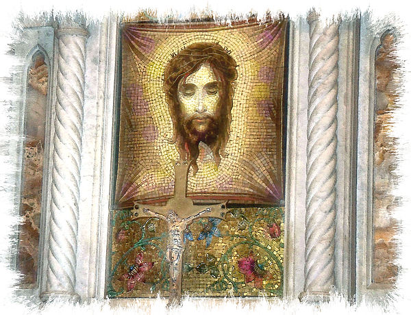 Jesus Photograph - Jesus I by Rose Guay