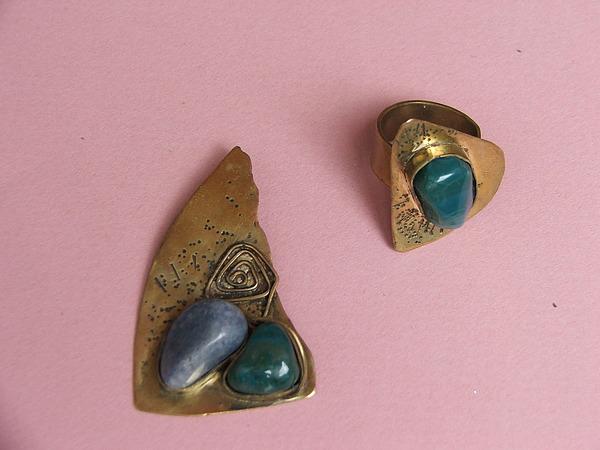 Jewelry Set Jewelry - Jewelry Set by Raluca Polea