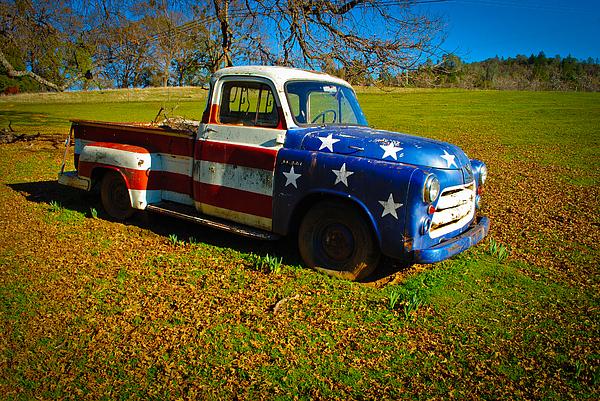 Truck Photograph - Job Rated I  by Dan Julien