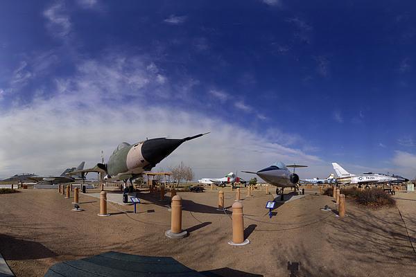 Bomber Photograph - Joe Davies Heritage Airpark Palmdale by Brian Lockett