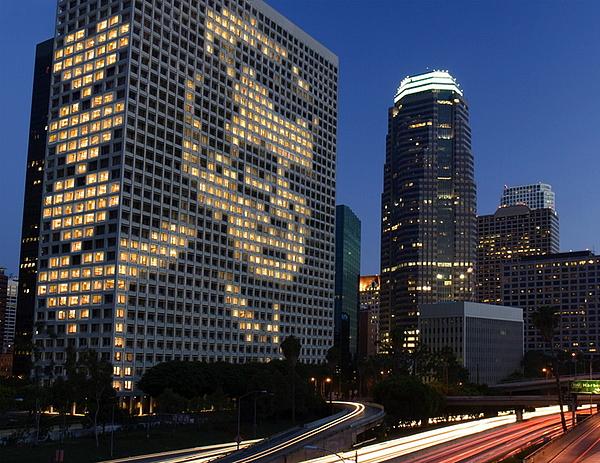 Joe Paterno Digital Art - Joe Paterno City Scape by Paul Van Scott