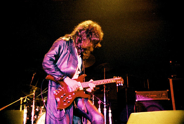 Joe Perry Photograph - Joe Perry Project -2 Circa 1981-82 by Steve Pimpis