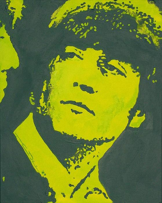 John Lennon Painting - John Lennon Iv by Eric Dee
