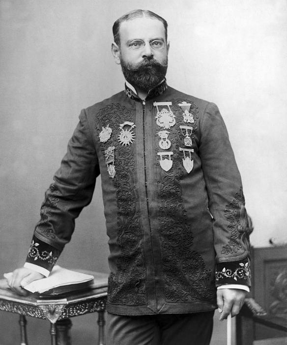 1890s Photograph - John Philip Sousa 1854-1932, American by Everett