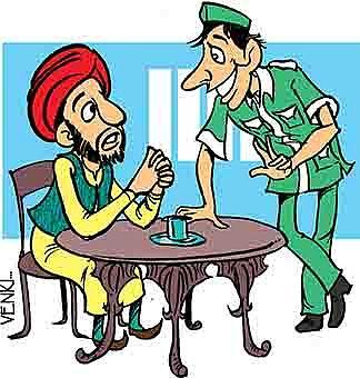 Jokes Digital Art by Venki Venkatesh