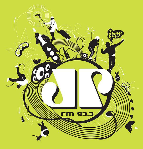 Radio Digital Art - Jovempan Cuiaba by Jean Campos