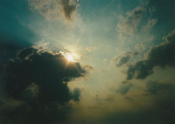 Photos Photograph - July Ohio Sky by Gene Linder